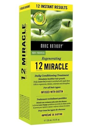 Marc Anthony Marc Anthony 12 Miracle Daily Conditioning Treatment 135ml Renksiz